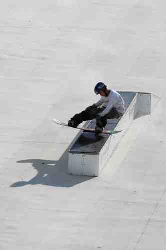 Snow Ski Snowboard Tubing Artificial Synthetic Snowflex